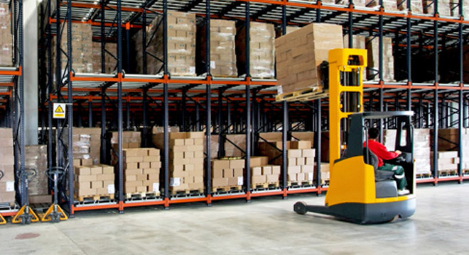 Safe and Secure Warehousing